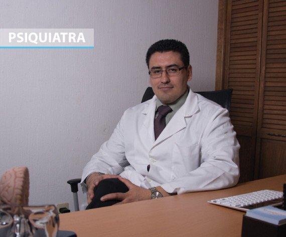 Psiquiatras en Guadalajara, Psiquiatra PSICOMED MEXICO